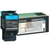 Lexmark C544X1CG Original Extra High Capacity Cyan Toner Cartridge