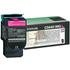 Lexmark C544X1MG Original Extra High Capacity Magenta Toner Cartridge