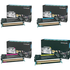 Lexmark C734A1KG/CG/MG/YG Original Black & Colour Toner Cartridge Multipack