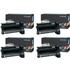 Lexmark C7700H Original High Capacity Black (BK/C/M/Y) Toner Cartridge Multipack