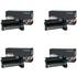 Lexmark C782X1 Original High Capacity Black and Colour Toner Multipack