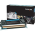 Lexmark X746A1CG Original Cyan Toner Cartridge