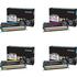 Lexmark X746H1 Original High Capacity Black and Colour Toner Multipack
