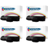 ML-2010D3 Compatible Black Toner Cartridge Quadpack