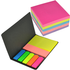 Neon Block Sticky Notes & Sticky Notes with Cover