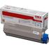OKI 45396203 Original High Capacity Cyan Toner Cartridge