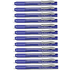 Pentel Clic Pen-shaped Retractable Plastic Eraser (12 Pack)