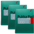 Pukka Pad A4 Wirebound Notebook (200 Pages) (3 Pack)