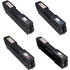 Ricoh 4063 Original Black & Colour Toner Cartridge 4 Pack