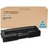 Ricoh 406480 Original High Capacity Cyan Toner Cartridge