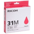 Ricoh GC-31M Original Magenta Gel Cartridge