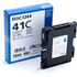 Ricoh GC41C Original Cyan Gel Ink Cartridge