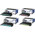 Samsung CLP-660A Original Black & Colour Toner Cartridge Multipack