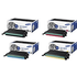 Samsung CLP-660B Original High Capacity Black & Colour Toner Cartridge Multipack