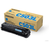 Samsung CLT-C503L Original High Capacity Cyan Toner Cartridge (HP SU014A)
