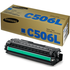 Samsung CLT-C506L Original High Capacity Cyan Toner Cartridge