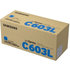 Samsung CLT-C603L Original High Capacity Cyan Toner Cartridge (HP SU080A)