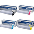 Samsung CLX-8385A Original Black & Colour Toner Cartridge Multipack