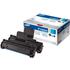 Samsung MLT-P1082A Original Black Toner Cartridge Twinpack (HP SV118A)