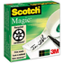 Scotch Magic Tape on Dispenser (19mm x 25m)
