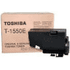 Toshiba T-1550E Original Black Toner Cartridge