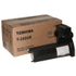 Toshiba T-2500E Original Black Toner Cartridge