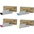 Xerox 106R0122 Original High Capacity Black & Colour Toner Cartridge 4 Pack