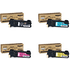Xerox 106R0133 Original Black & Colour Toner Cartridge 4 Pack