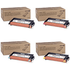 Xerox 106R0139 Original High Capacity Black & Colour Toner Cartridge 4 Pack