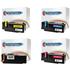 Xerox 106R016 Compatible Black & Colour Toner Cartridge 4 Pack