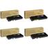 Xerox 106R0352 Original Extra High Capacity Black & Colour Toner Cartridge 4 Pack