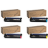 Xerox 108R0097 Original Black & Colour Drum Unit 4 Pack