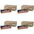 Xerox 113R007 Original Black & Colour Toner Cartridge 4 Pack