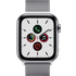 APPLE MWWG2FD A Apple Watch S5 Stahl 44mm LTE Silber (Milanaise) auf Rechnung bestellen