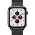 APPLE MWWL2FD A Apple Watch S5 Stahl 44mm LTE sw (Milanaise) auf Rechnung bestellen