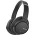 Sony WH-CH700N Over Ear Kopfhörer kabellos BT NC NFC Voice Assistent schwarz