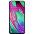 Samsung GALAXY A40 A405F Dual SIM 64GB white Android 9.0 Smartphone auf Rechnung bestellen