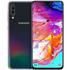 Samsung GALAXY A70 A705F Dual SIM 128GB black Android 9.0 Smartphone auf Rechnung bestellen