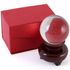 Crystal Ball 6cm With Base