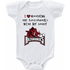 Arkansas Razorbacks I Love Watching With Daddy Baby Onesie or T-shirt