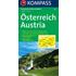 Carta stradale n. 308. Austria-Österreich 1:300.000. Ediz. bilingue