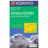 Carta escursionistica n. 636. Trentino, Veneto. Ortles, Passo dello Stelvio, Valfurva 1:25.000. Adatto a GPS. Digital map. DVD-ROM