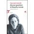 Alcune questioni di filosofia morale - Hannah Arendt