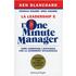 La leadership e l'one minute manager - Kenneth Blanchard;Patricia Zigarmi;Drea Zigarmi