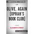 Olive, Again (Oprah's Book Club): A Novel by Elizabeth Strout: Conversation Starters