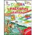 Colora i paesaggi italiani. Con stickers. Ediz. illustrata