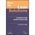 Lean solutions. La produzione snella incontra il consumo snello - James P. Womack;Daniel T. Jones
