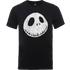 Disney The Nightmare Before Christmas Jack Skellington Crinkle Black T-Shirt - L - Black