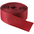 Selle Italia Smootape Classica Leather Bicycle Bar Tape - One Size - Red Gel