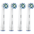 Oral-B Cross Action Toothbrush Head Refills (x4)